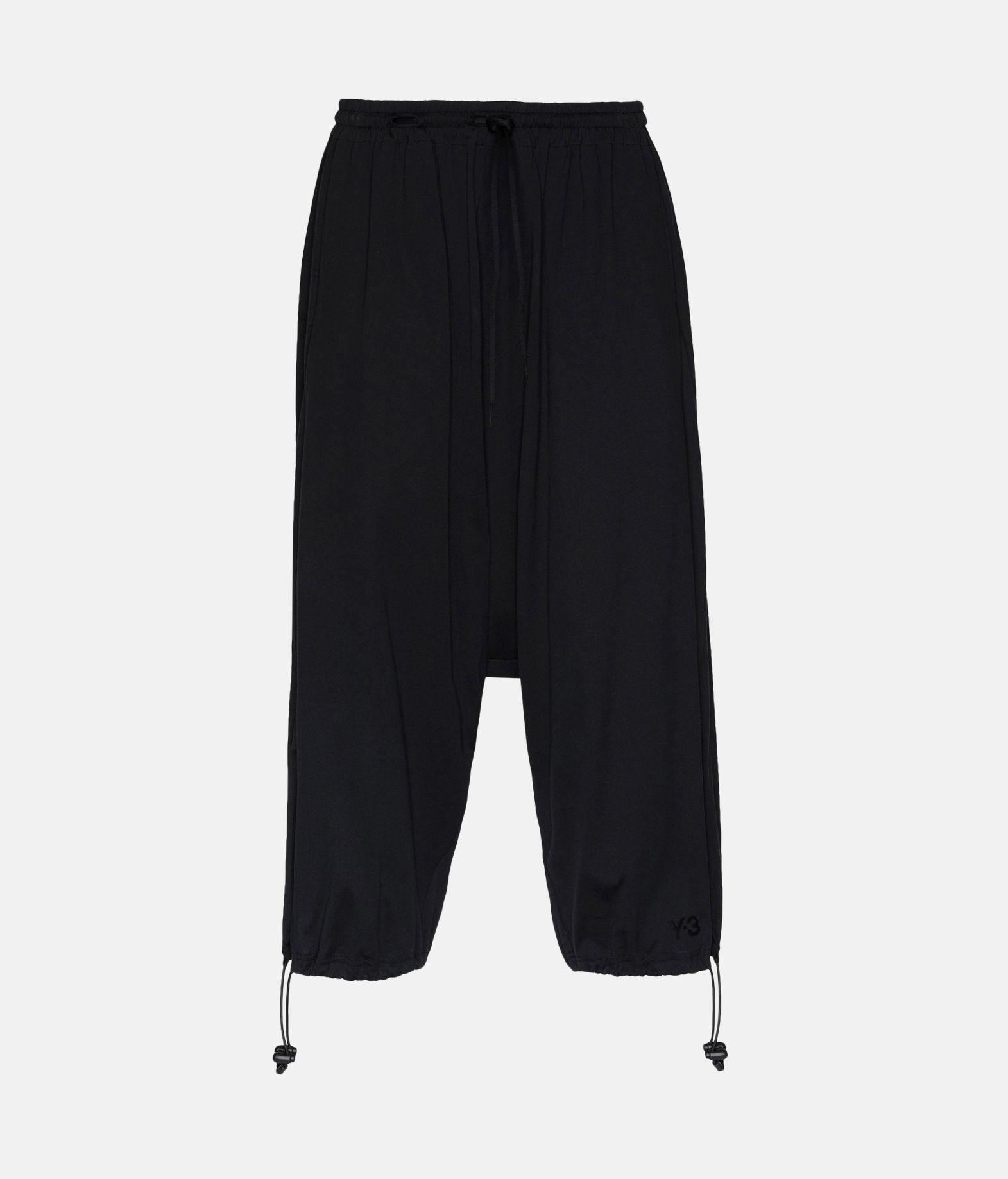 Y-3 Y-3 Drawstring 3/4 Pants Cropped pant Man f