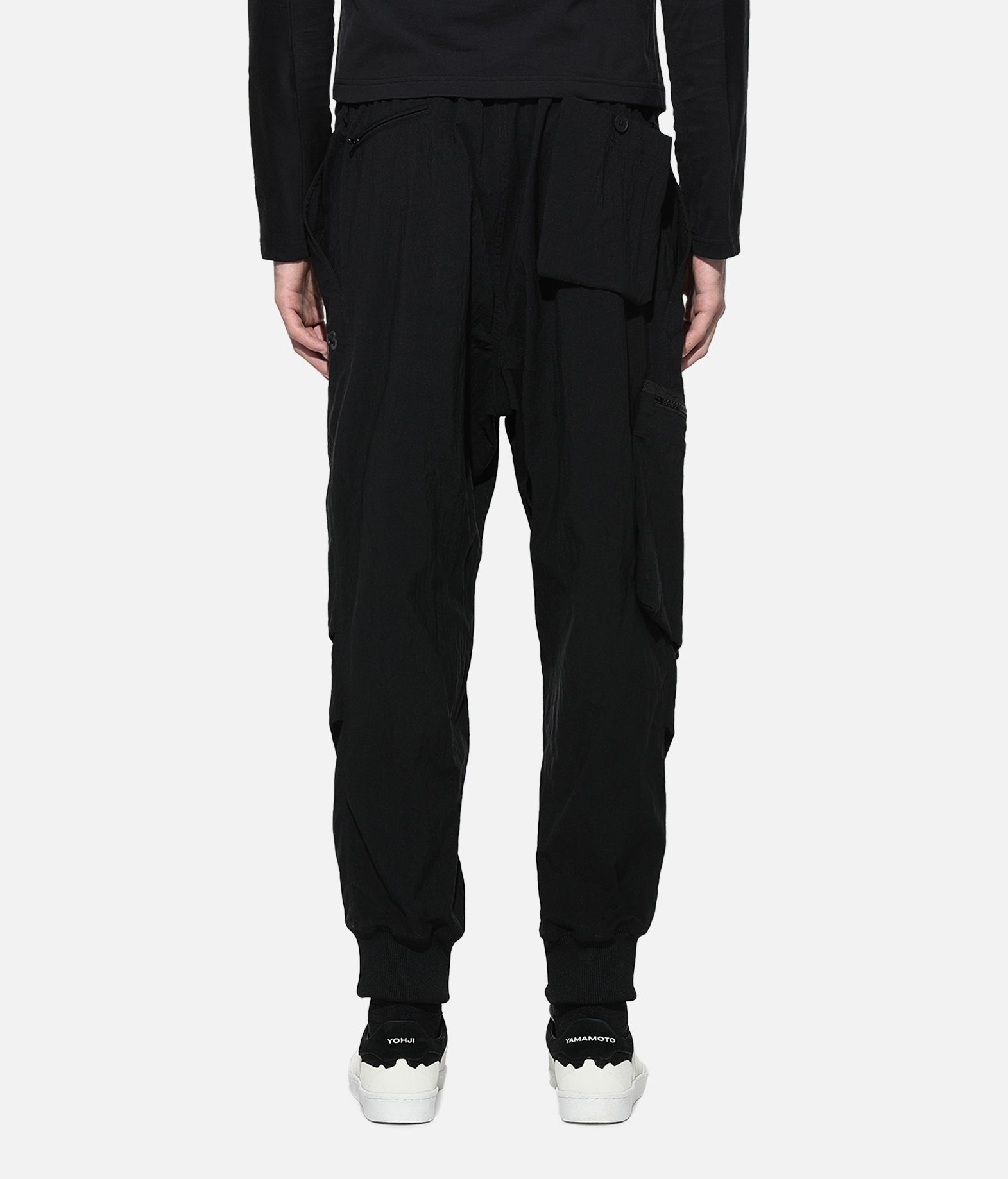 Y-3 Y-3 Cargo Pants Casual trouser Man d