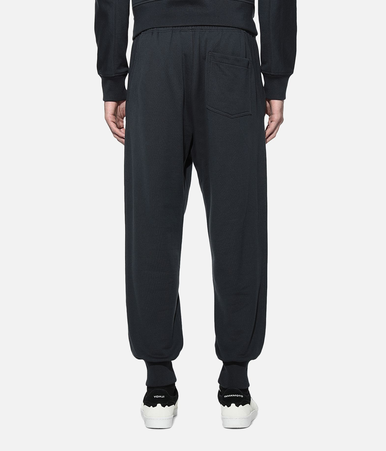 Y-3 Y-3 Classic Cuffed Pants Sweatpants Man d