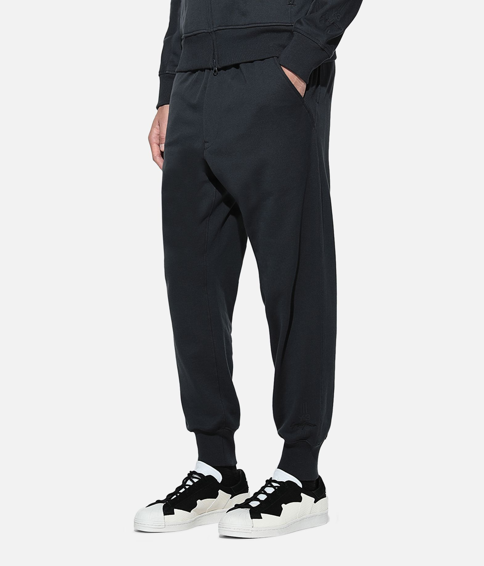 Y-3 Y-3 Classic Cuffed Pants Sweatpants Man e