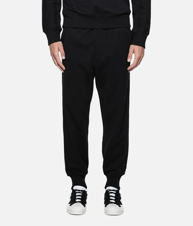 Y-3 Fleece-Hose Herren Y-3 Classic Cuffed Pants r