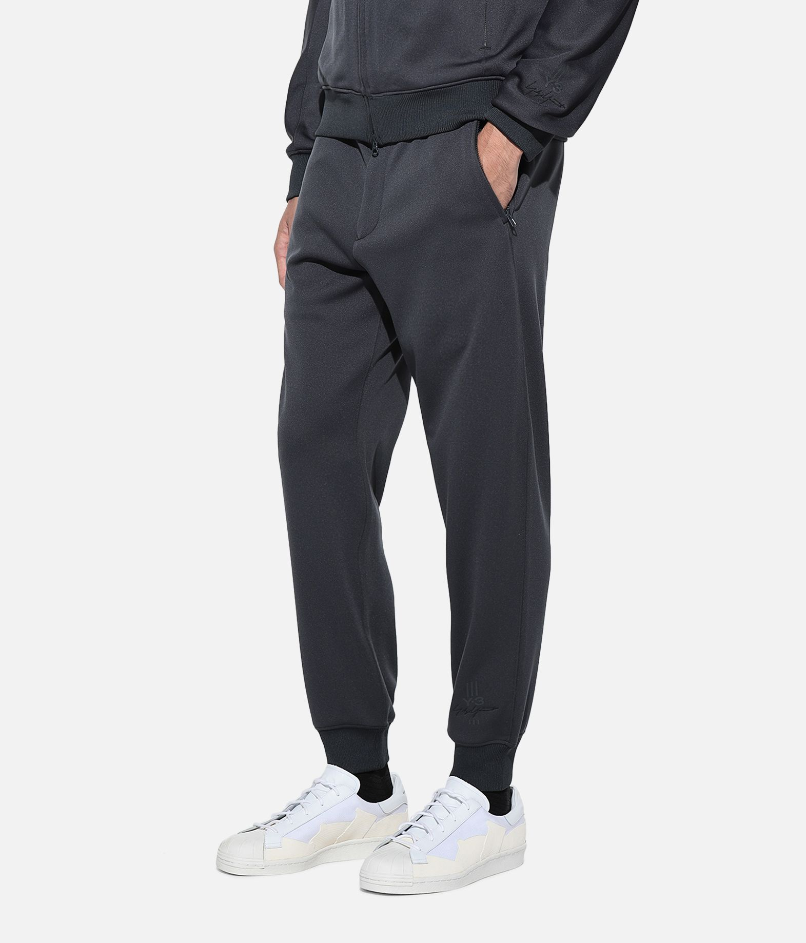 Y-3 Y-3 New Classic Track Pants Tracksuit bottoms Man e