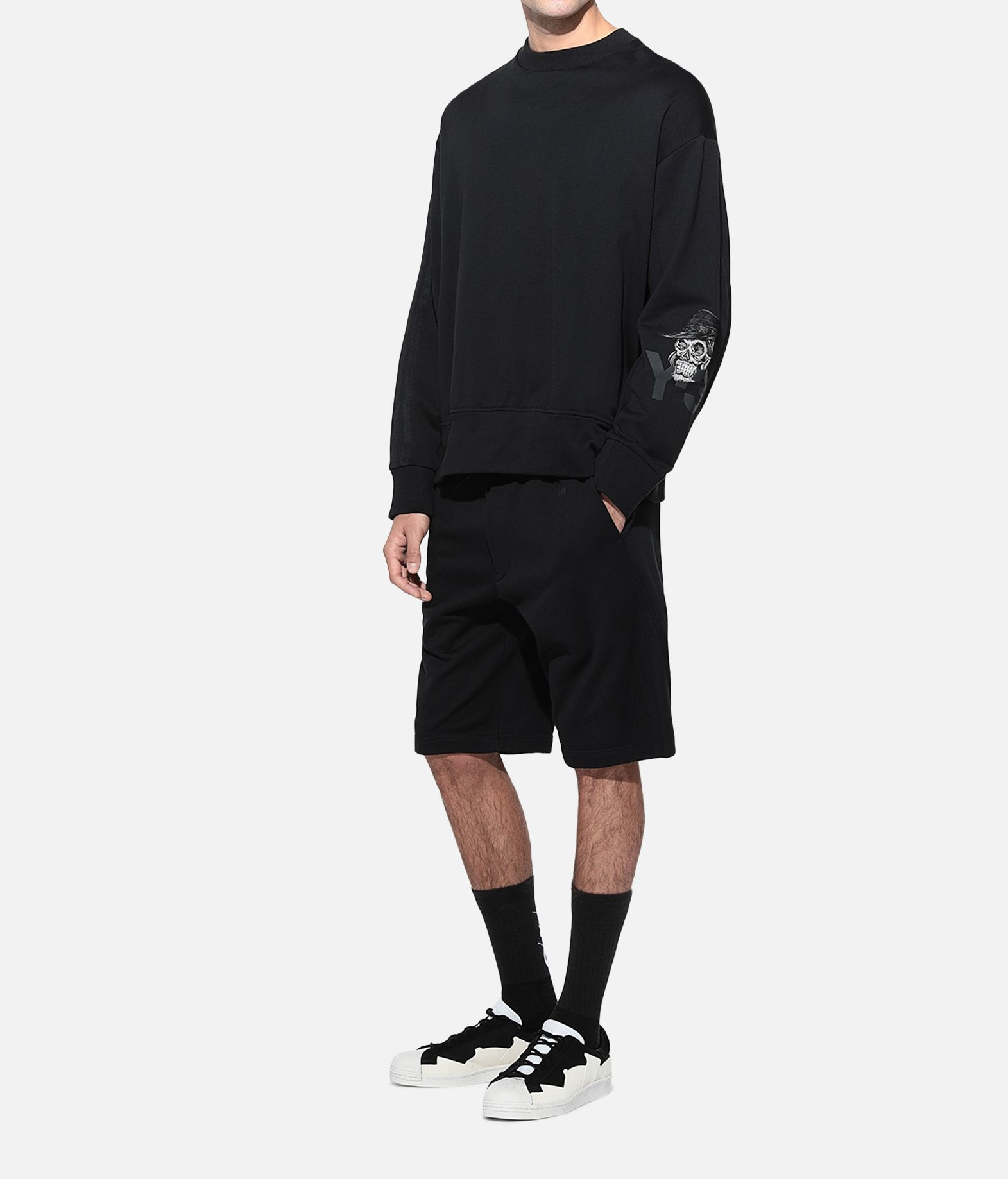 Y-3 Y-3 New Classic Shorts Sweat shorts Man a