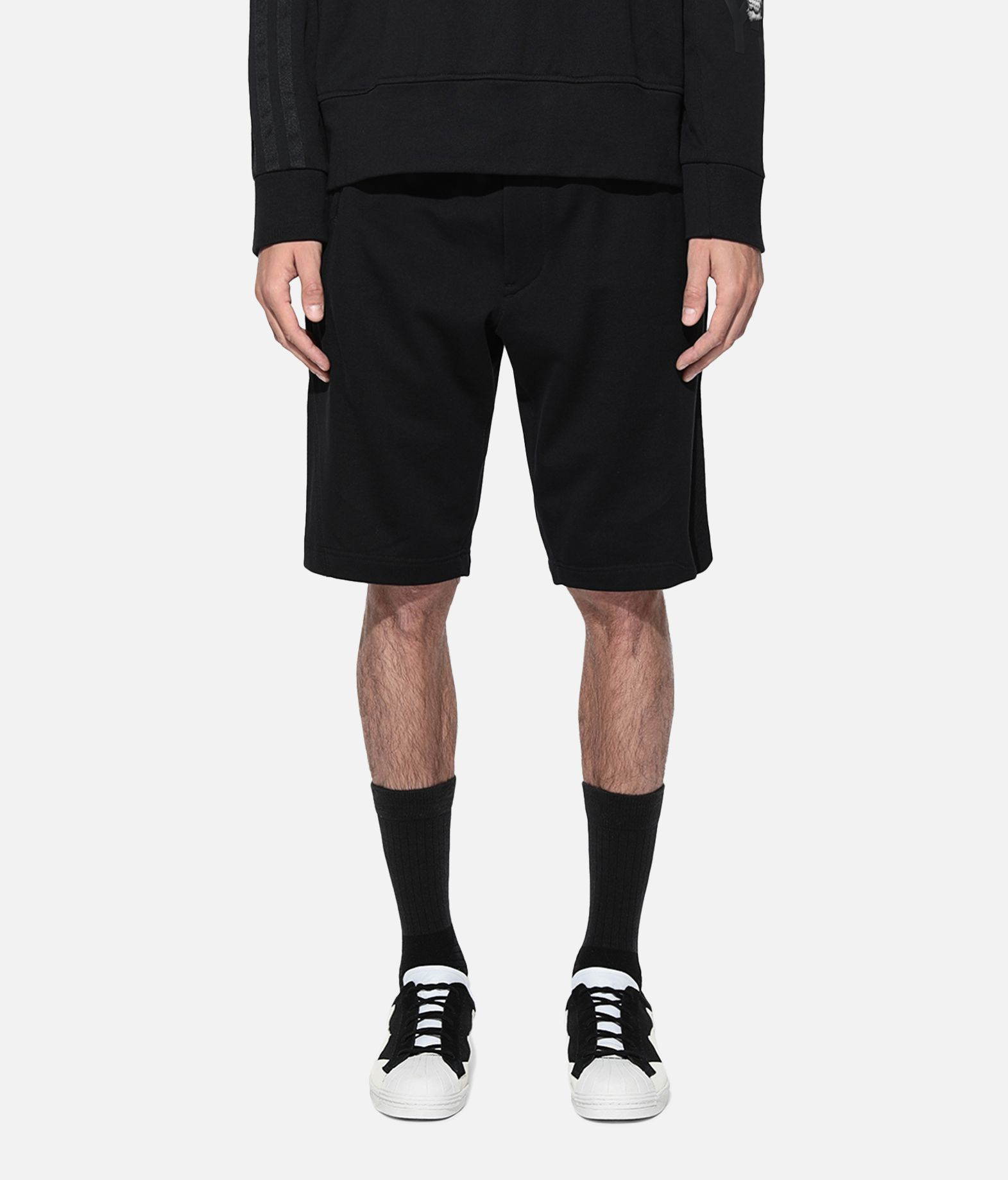 Y-3 Y-3 New Classic Shorts Sweat shorts Man r