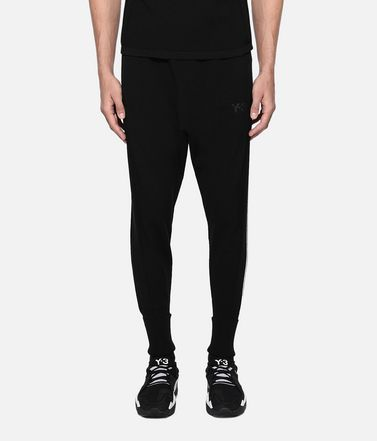 Y-3 Tracksuit bottoms Man Y-3 Knit Pants r