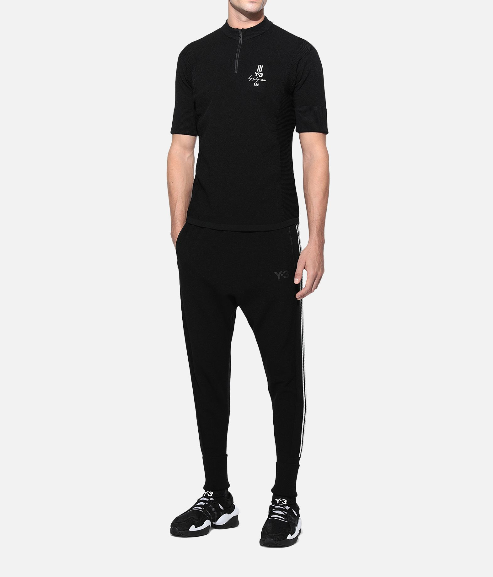 Y-3 Y-3 Knit Pants Tracksuit bottoms Man a