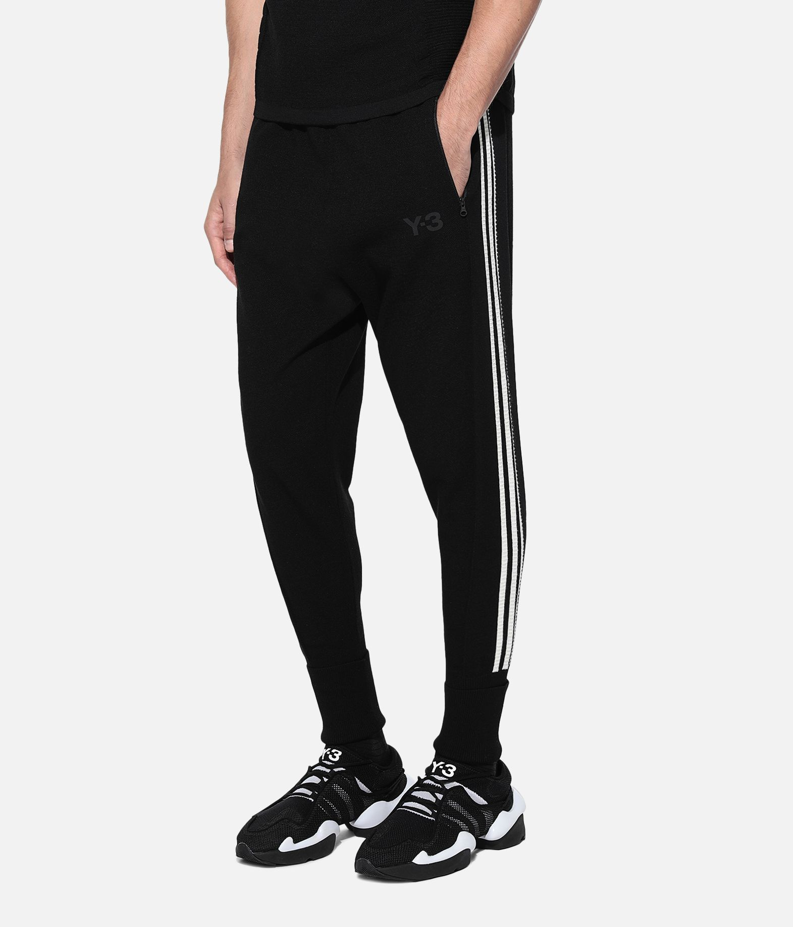 Y-3 Y-3 Knit Pants Tracksuit bottoms Man e