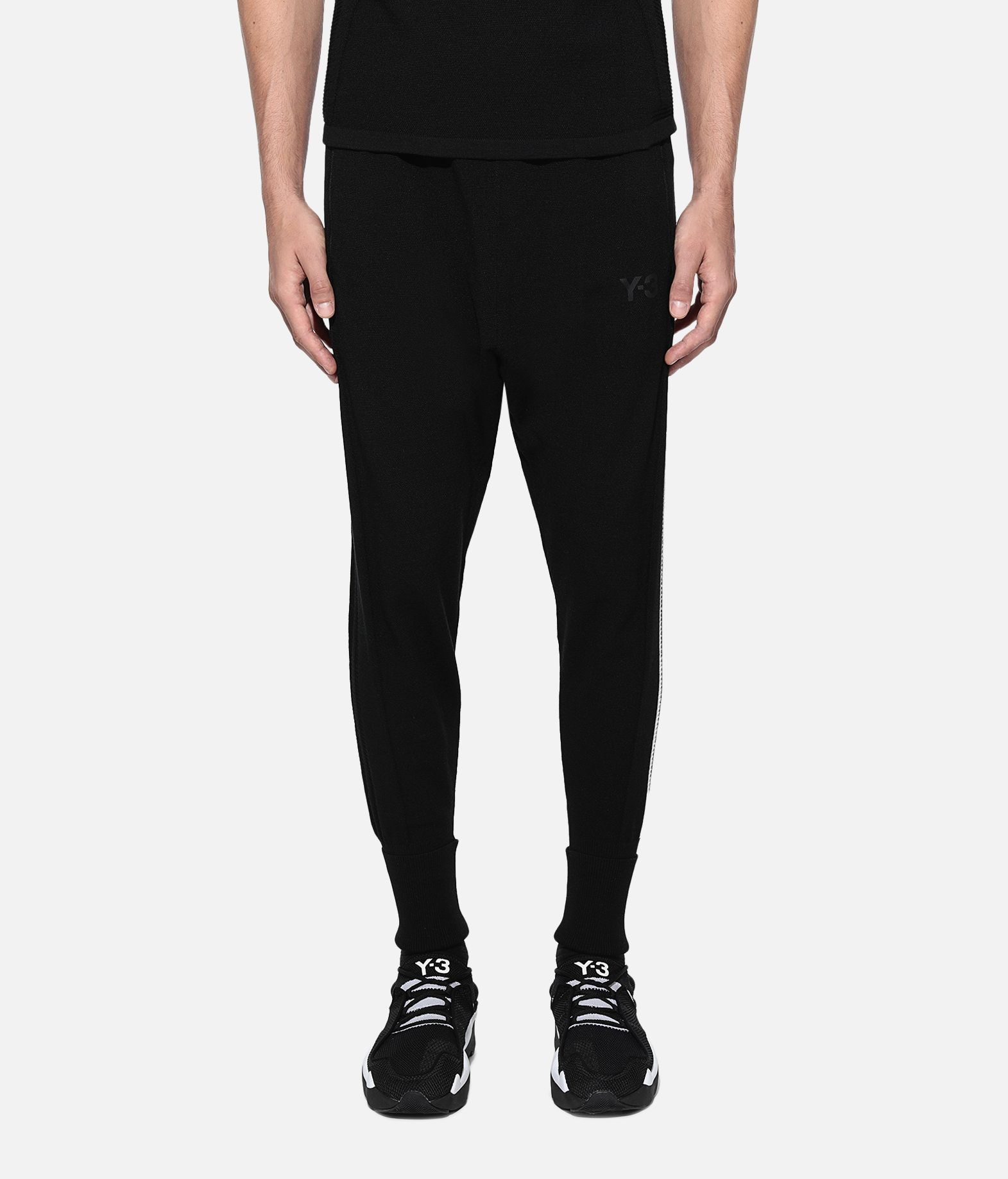 Y-3 Y-3 Knit Pants Tracksuit bottoms Man r
