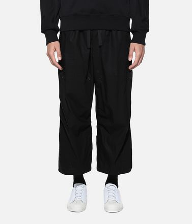 Y-3 Cropped pant Man Y-3 Tech Utility Pants r