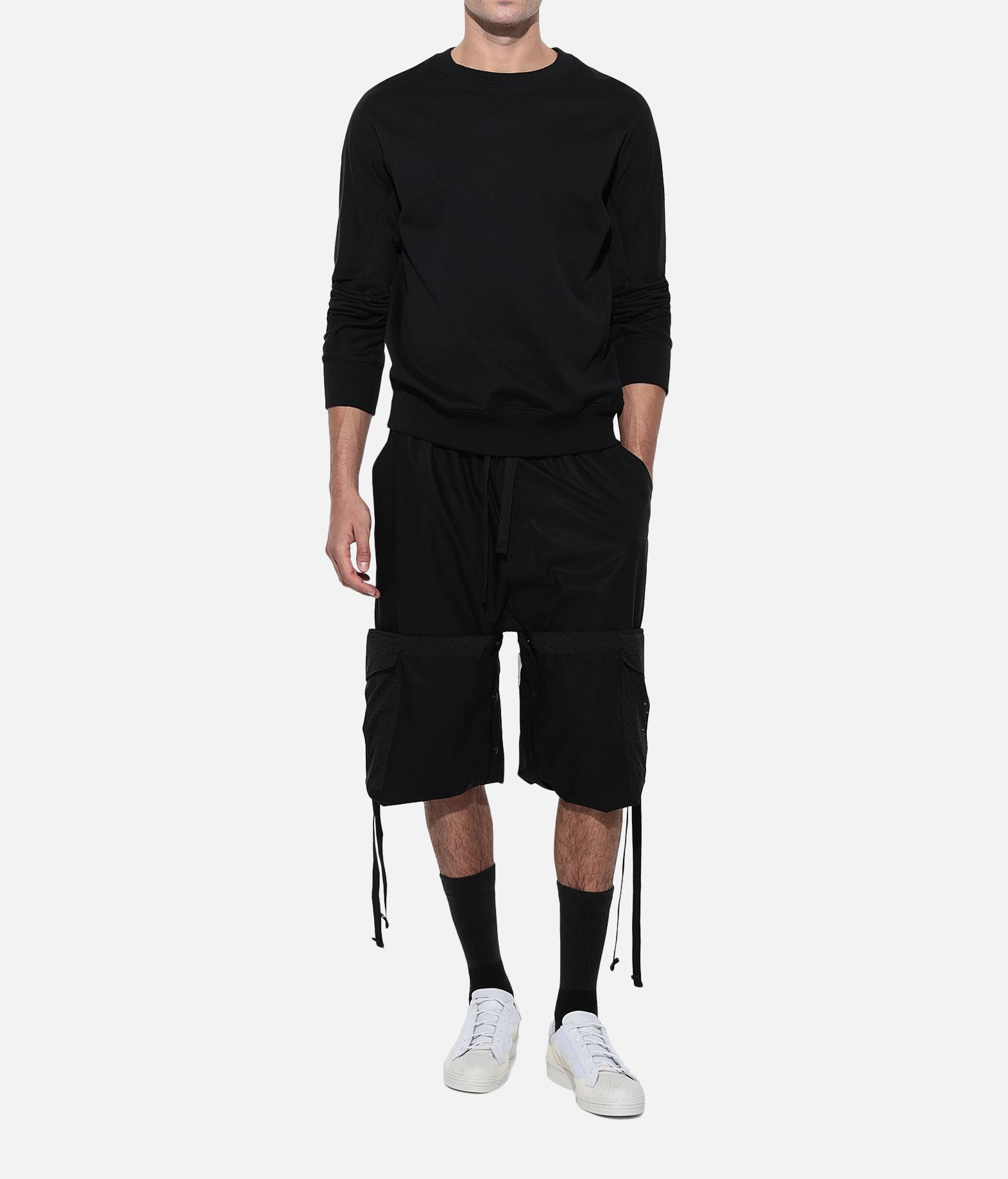 Y-3 Y-3 Tech Utility Pants Cropped pant Man a