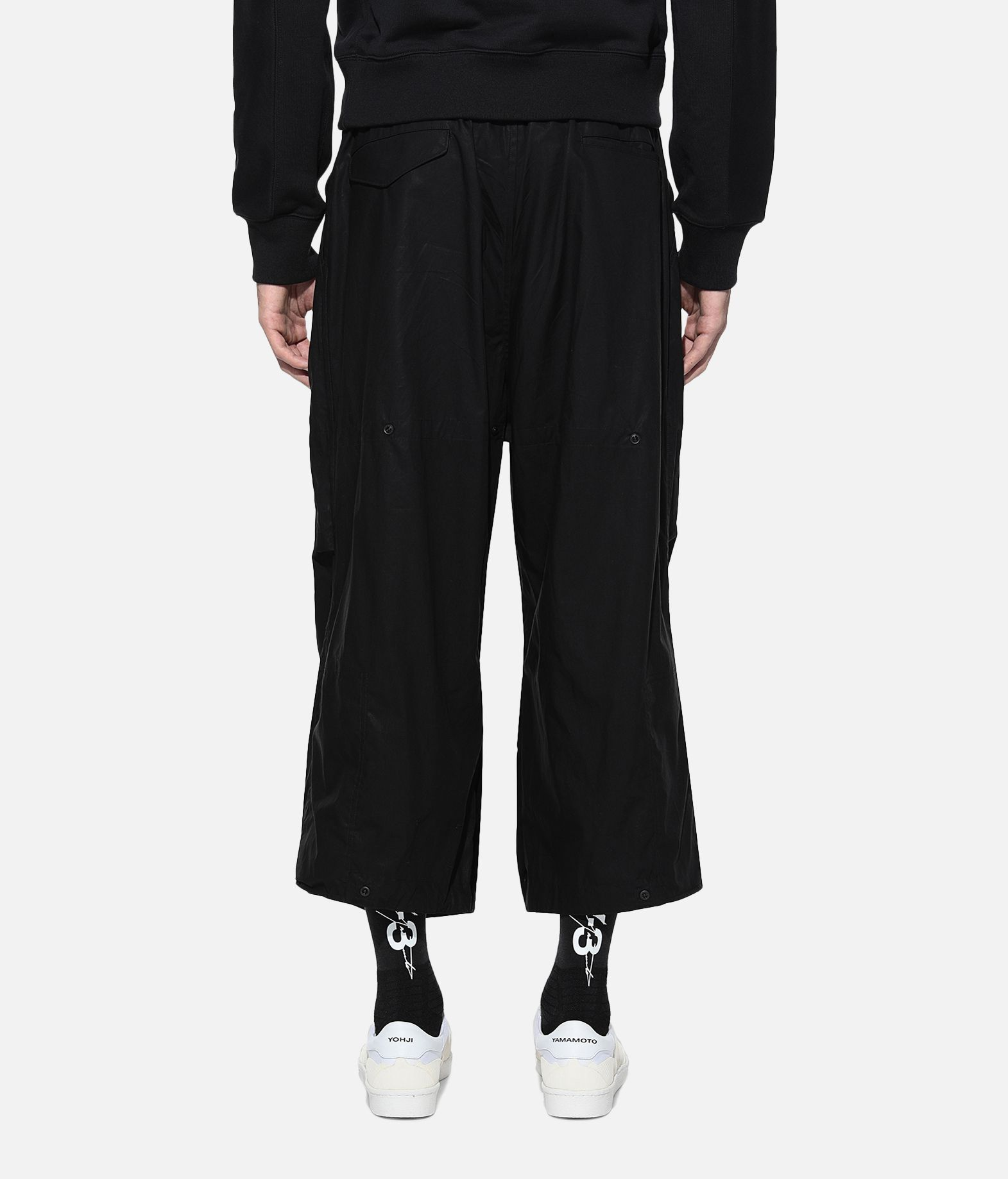 Y-3 Y-3 Tech Utility Pants Cropped pant Man d
