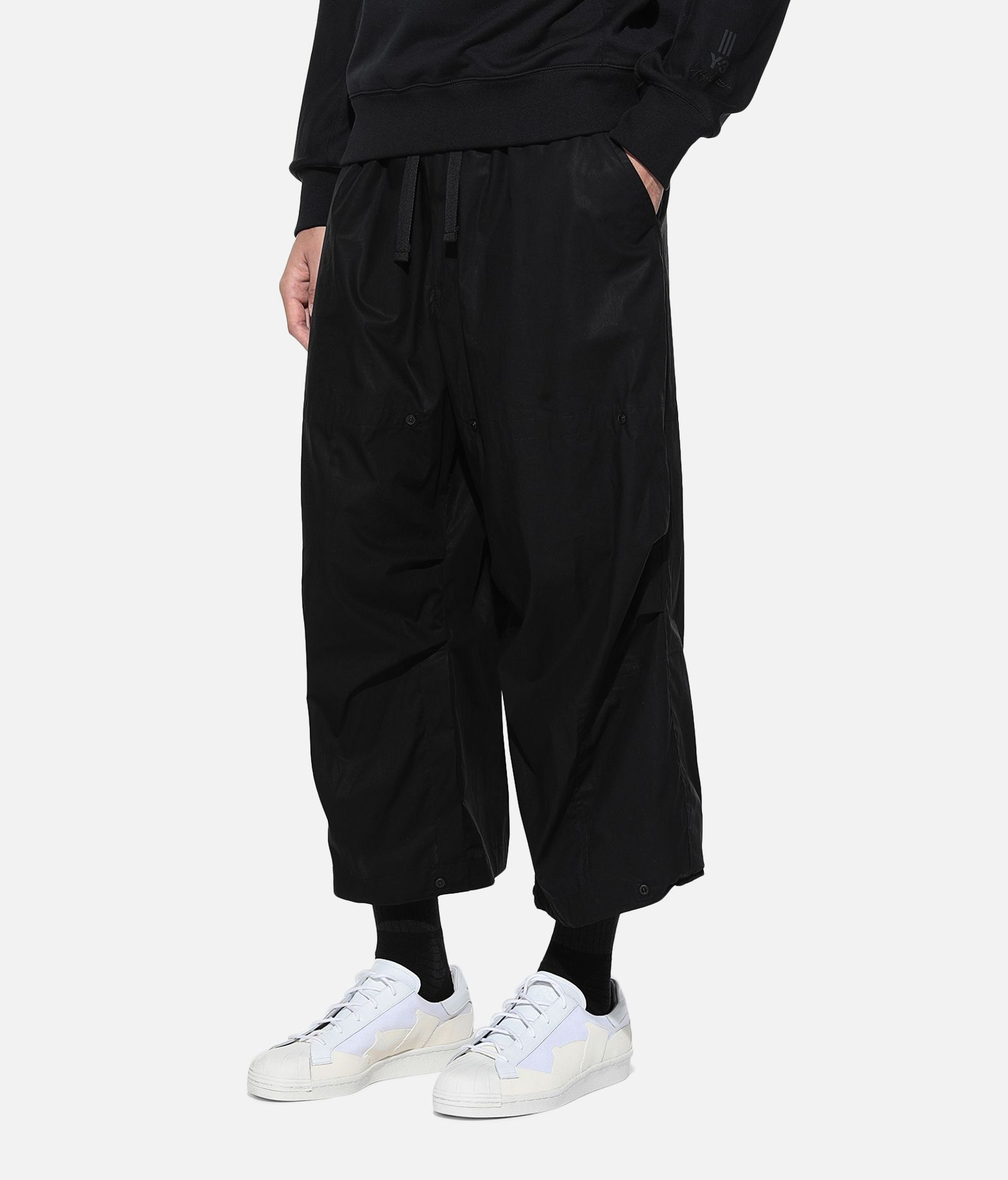 Y-3 Y-3 Tech Utility Pants Cropped pant Man e