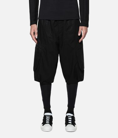 Y-3 Shorts Man Y-3 Tech Shorts r