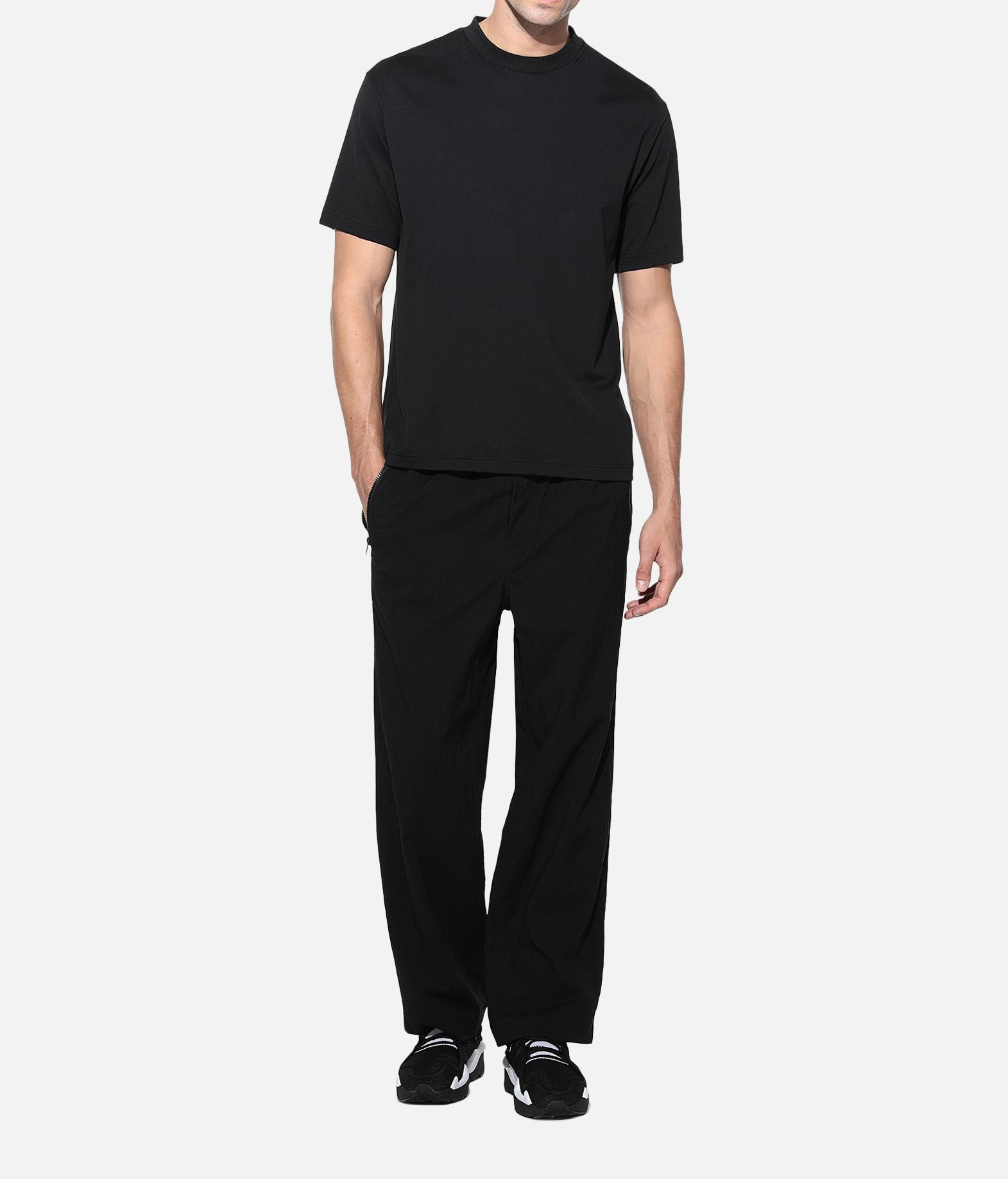 Y-3 Y-3 Slim Twill Pants Casual trouser Man a