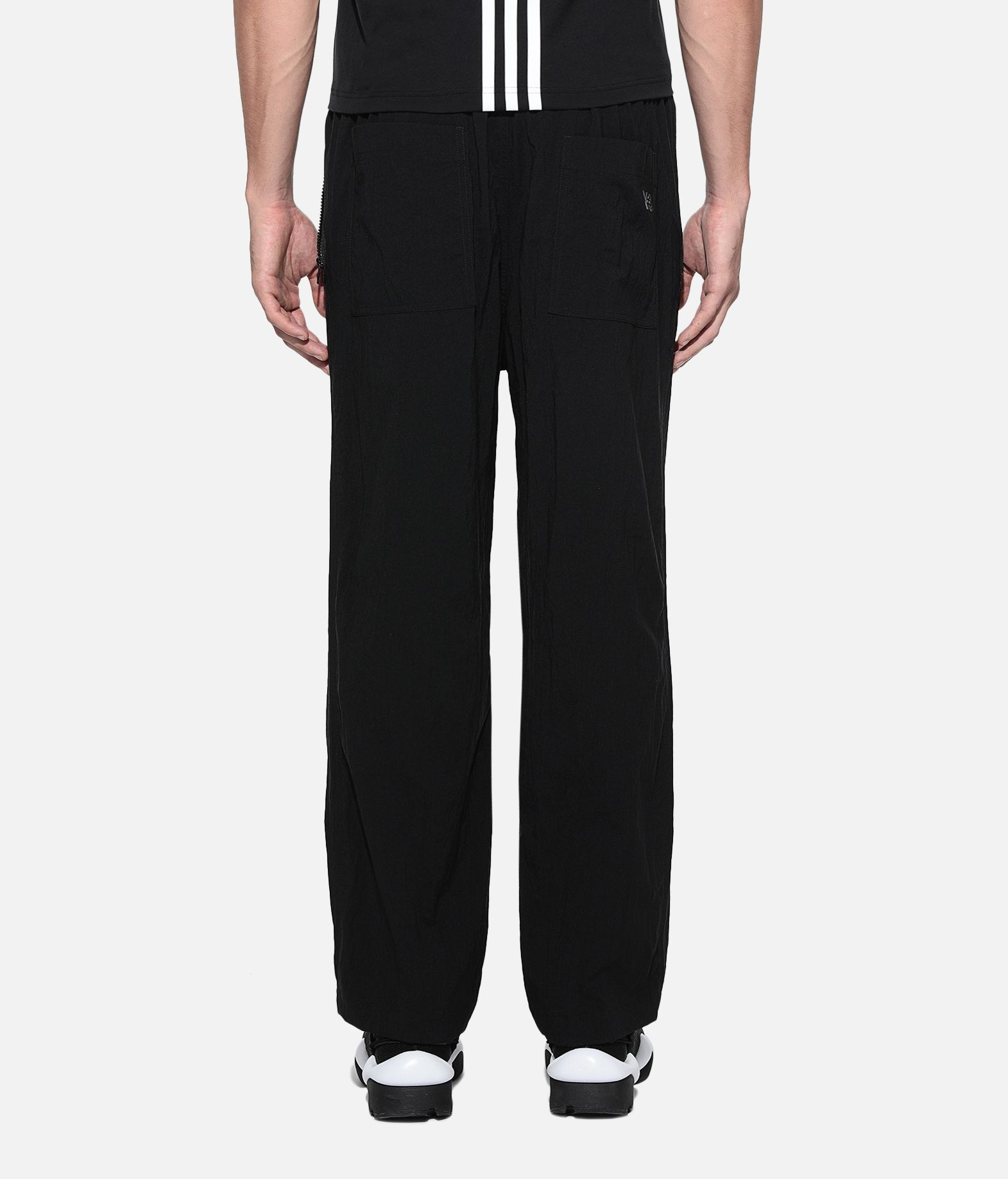 Y-3 Y-3 Slim Twill Pants Casual trouser Man d