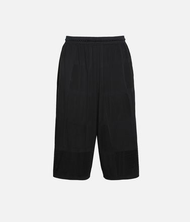 Y-3 Patchwork Shorts