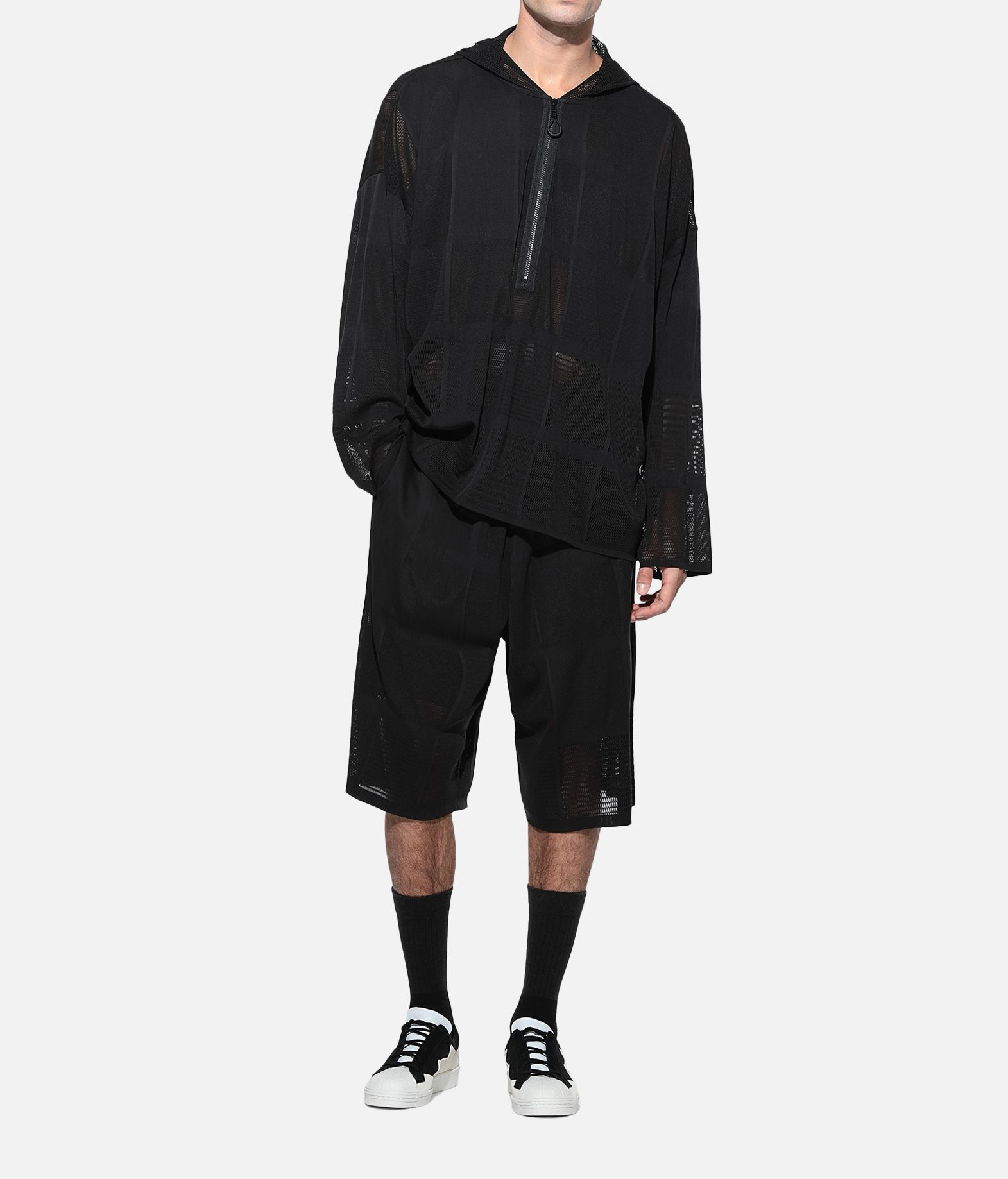Y-3 Y-3 Patchwork Shorts Shorts Man a