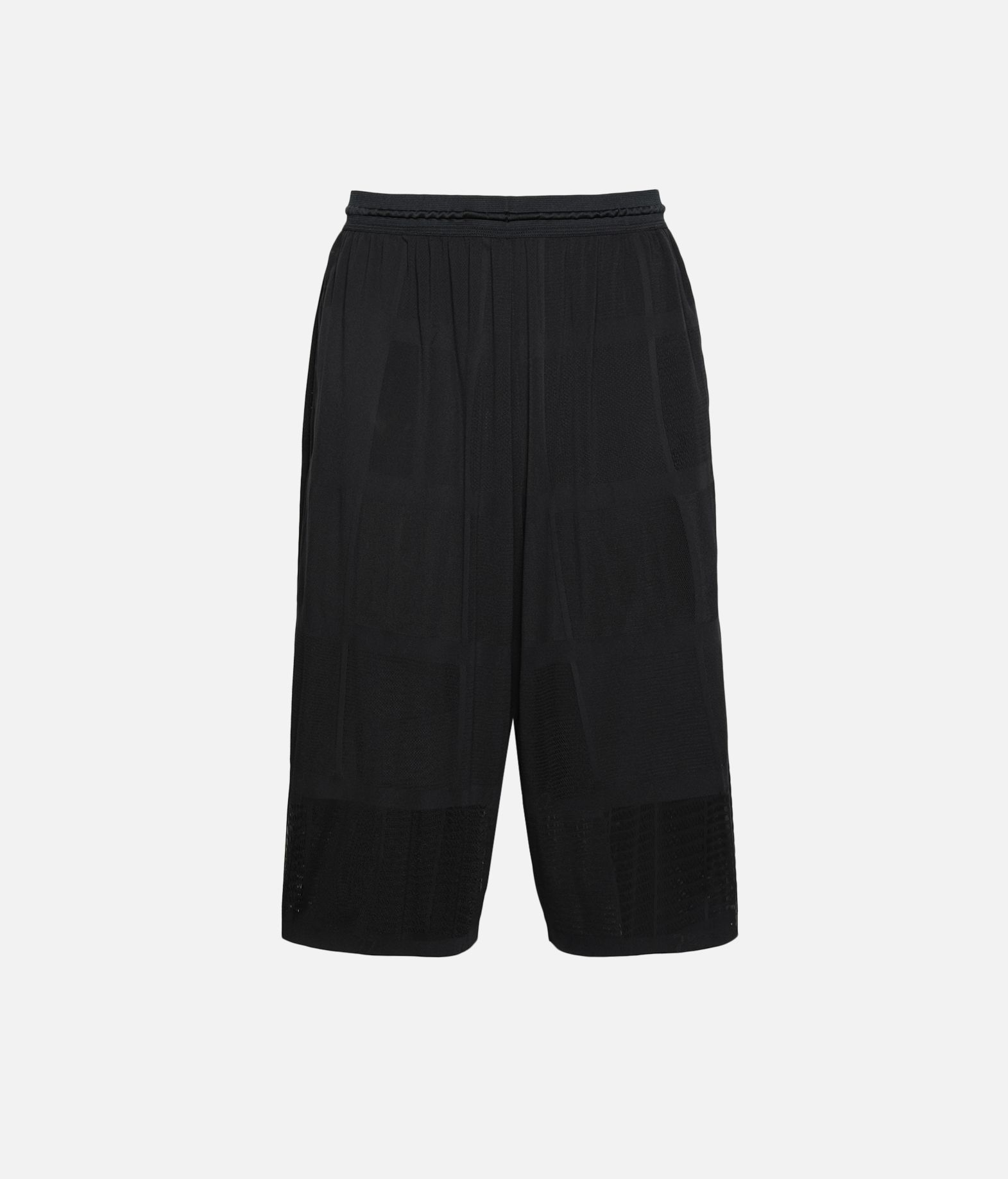 Y-3 Y-3 Patchwork Shorts Shorts Man f