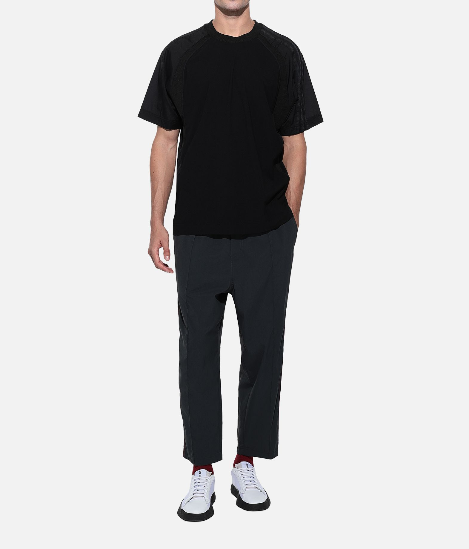 Y-3 Y-3 Luxe Track Pants Tracksuit pants Man a