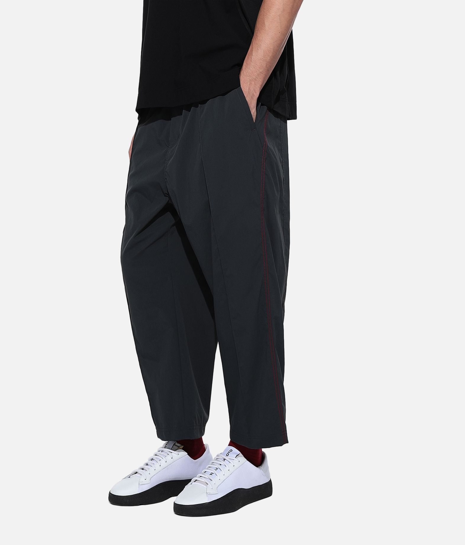 Y-3 Y-3 Luxe Track Pants Tracksuit bottoms Man e