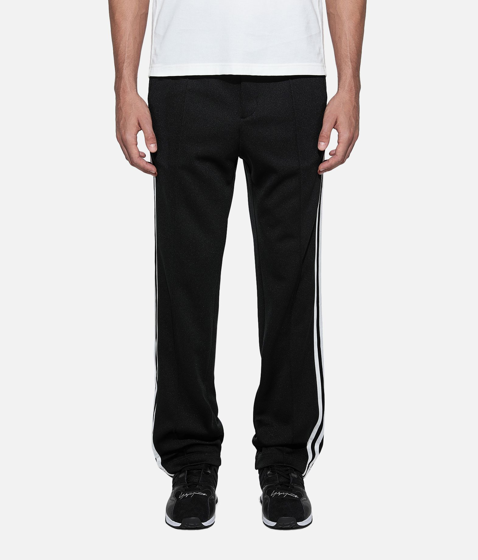 Y-3 Y-3 3-Stripes Track Pants Tracksuit bottoms Man r