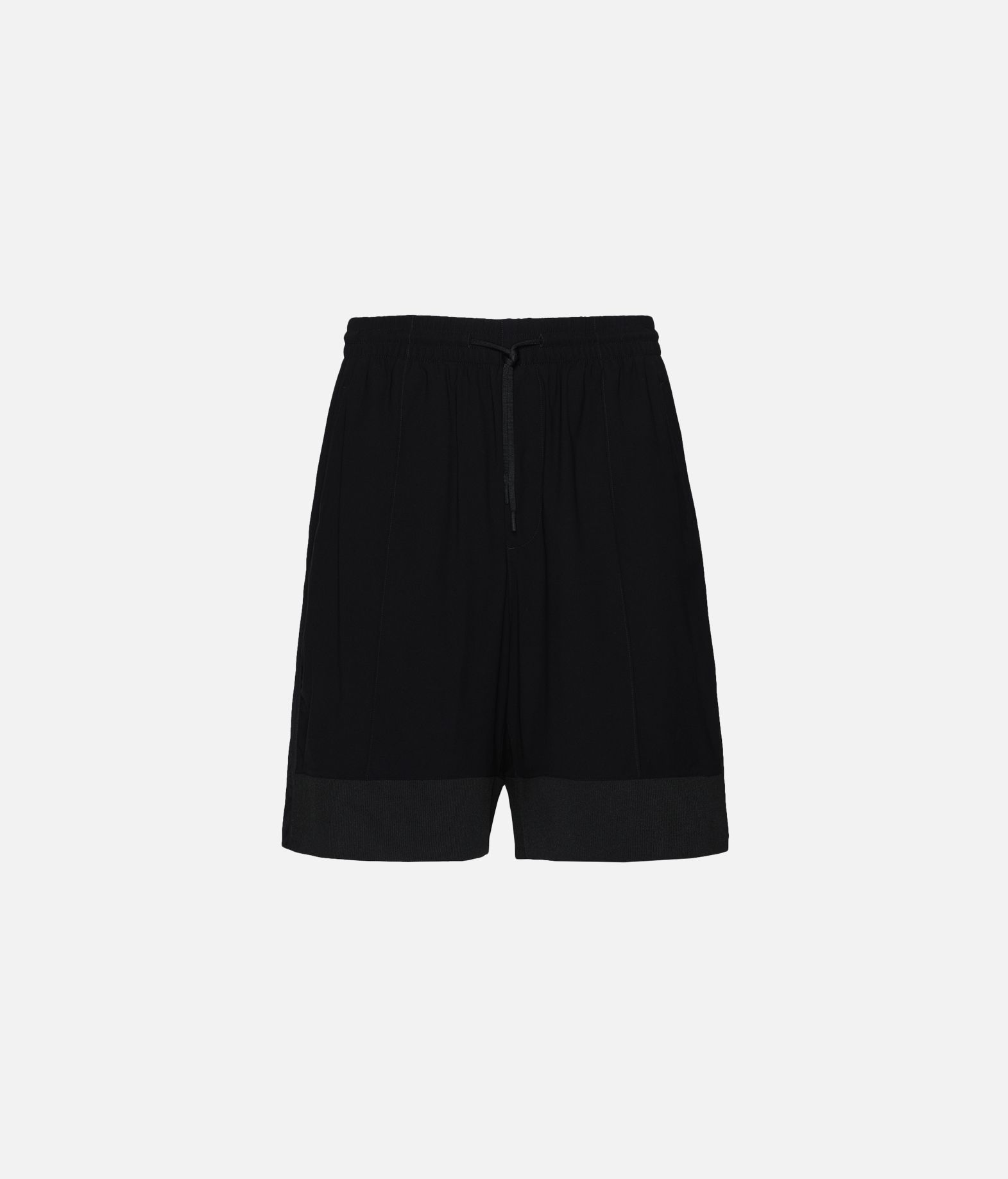 Y-3 Y-3 3-Stripes Material Mix Shorts Shorts Man f