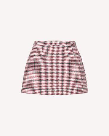REDValentino QR3RA3003SV C61 Skirt Woman a