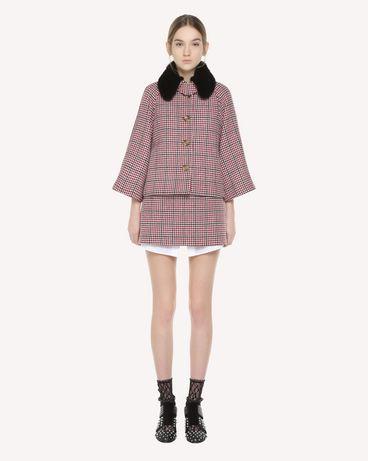 REDValentino QR3RA3003SV C61 Skirt Woman f
