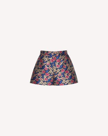REDValentino Shorts Woman QR0RF1E541S AR8 a