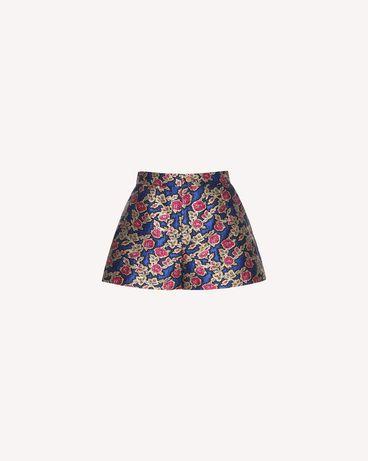 REDValentino QR0RF1E541S AR8 Shorts Woman a
