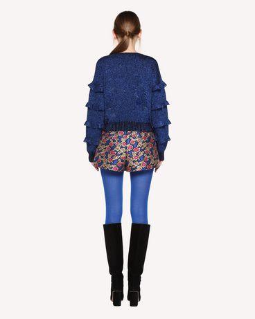 REDValentino QR0RF1E541S AR8 Shorts Woman r