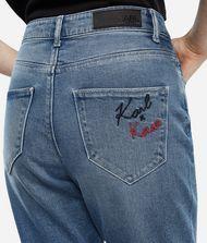 KARL LAGERFELD Karl X Kaia Mom Fit Jeans 9_f