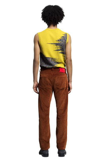 MISSONI Pants Rust Man - Front