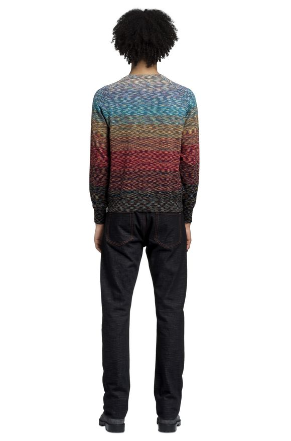 MISSONI Pants Man, Rear view