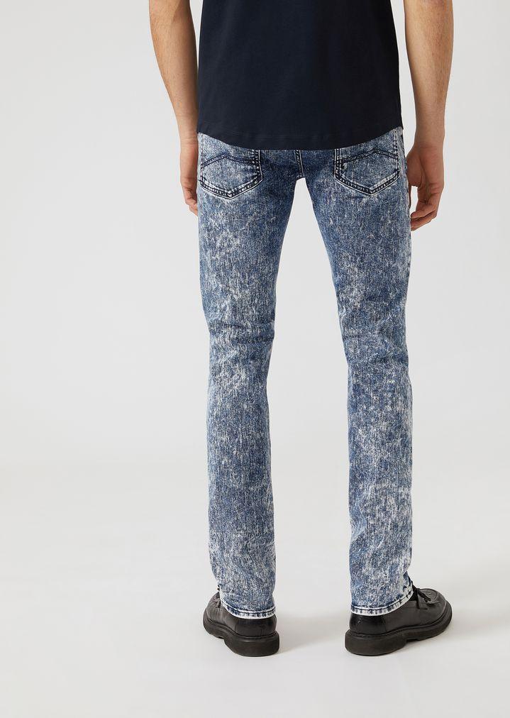 32cd483ad193 EMPORIO ARMANI Skinny Jeans Man e