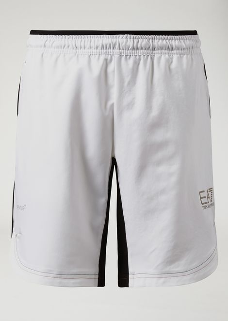 Breathable Ventus 7 technical fabric tennis shorts