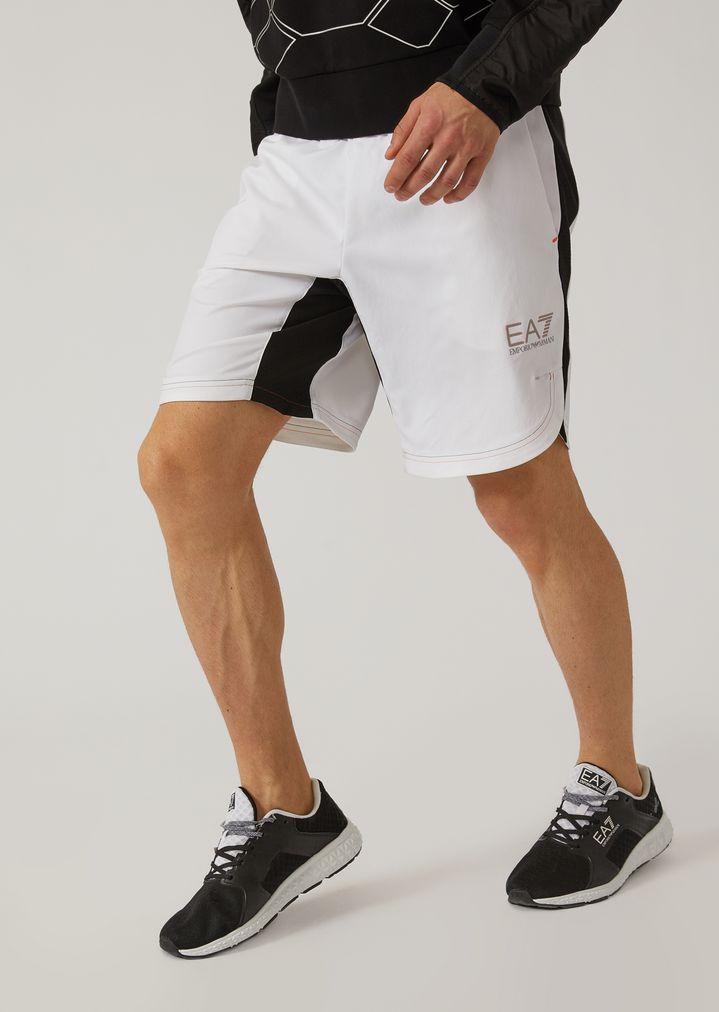 1243b9f0ff Breathable Ventus 7 technical fabric tennis shorts