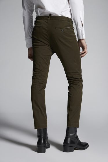 DSQUARED2 Trousers Man S71KB0108S42916900 b