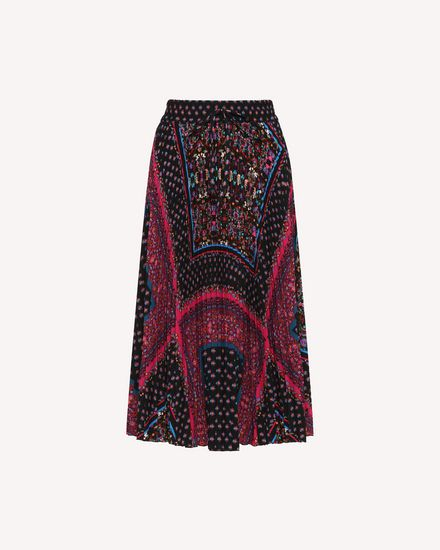 REDValentino Skirt Woman QR0RA36041L 0NO a