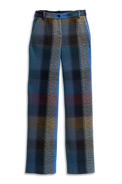 MISSONI Pants Azure Woman - Front