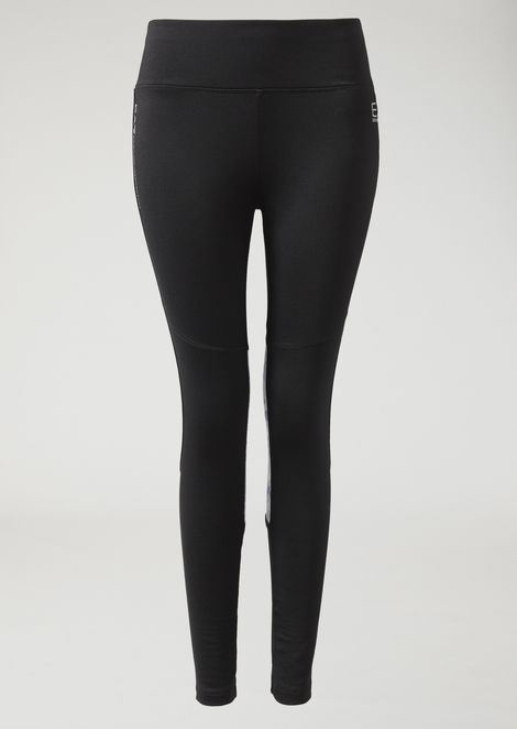 Leggings da training in tessuto tecnico Furor 7