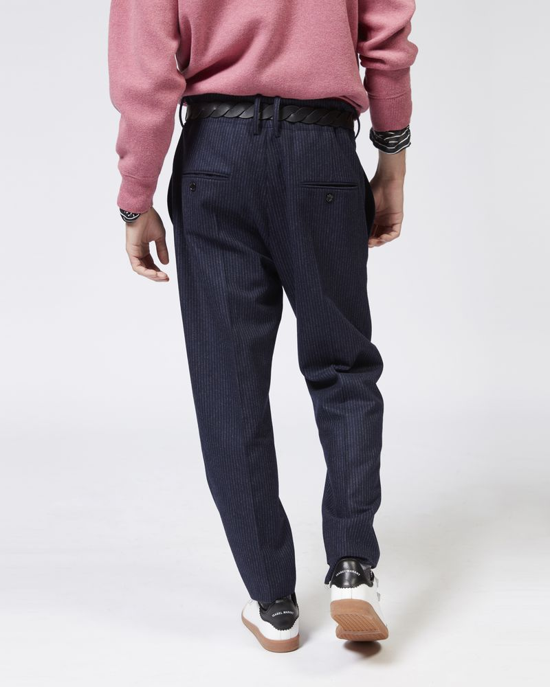MAYEUL flannel trousers ISABEL MARANT