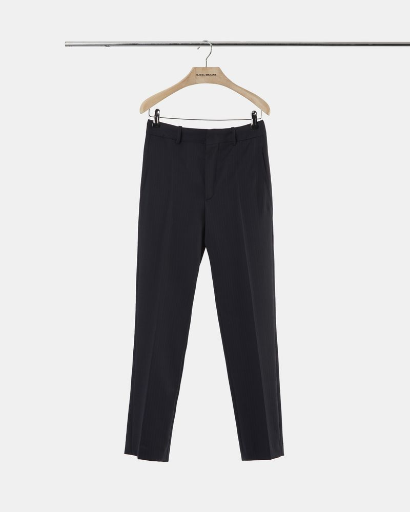 HERO finely striped trousers ISABEL MARANT