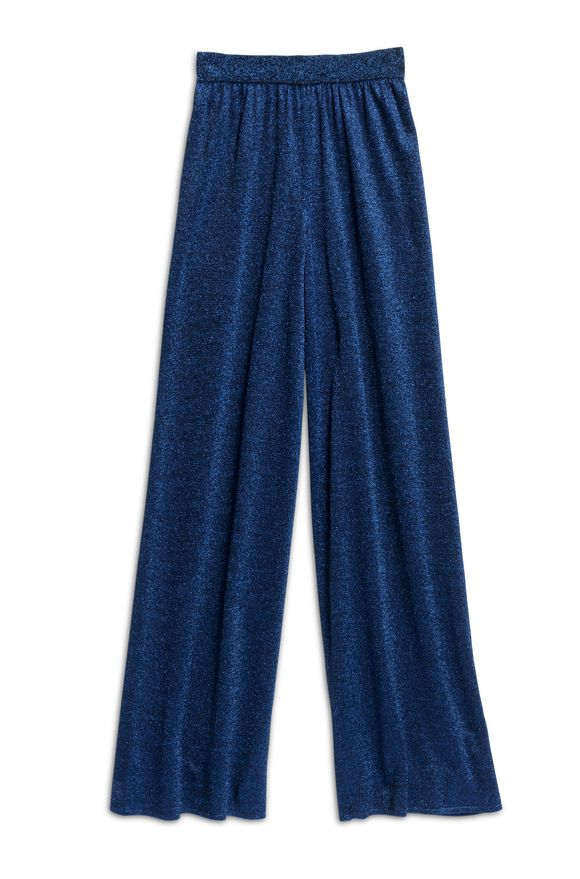MISSONI Pants Blue Woman