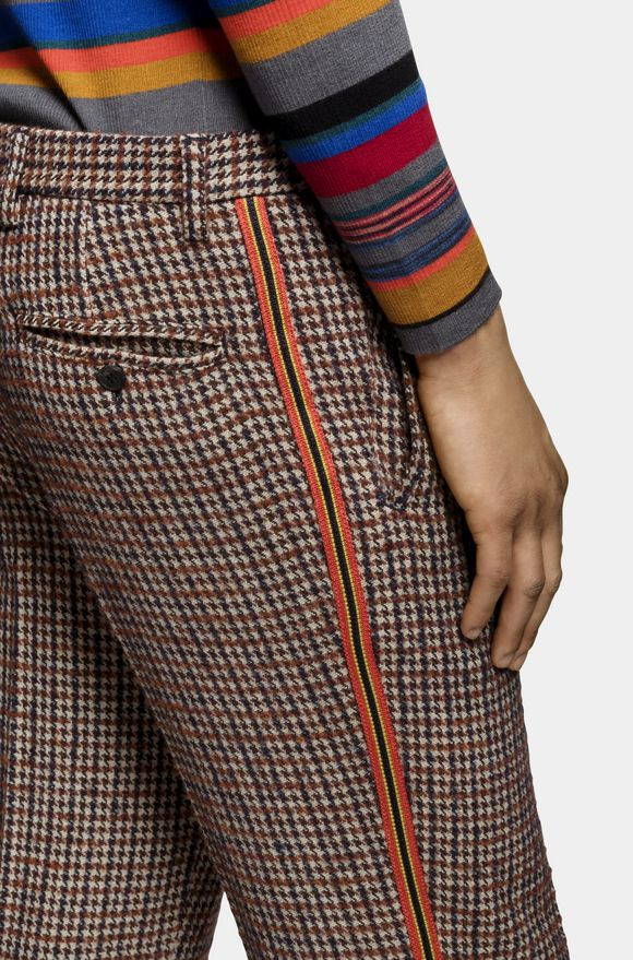 MISSONI Pants Brown Man