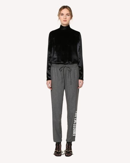 REDValentino Trousers Woman QR0RB1D5392 080 f