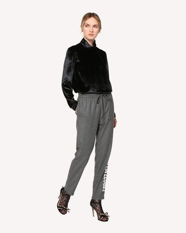REDValentino QR0RB1D5392 080 Trousers Woman d