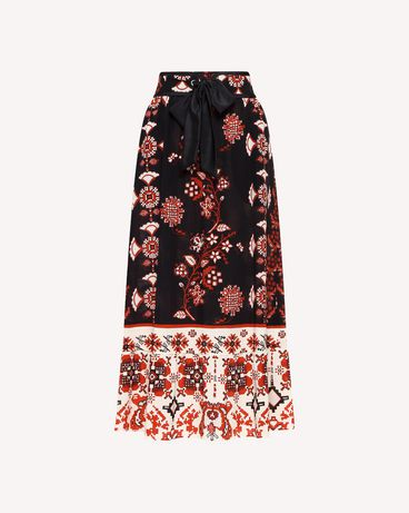 REDValentino QR0RA34042U 0NO Skirt Woman a