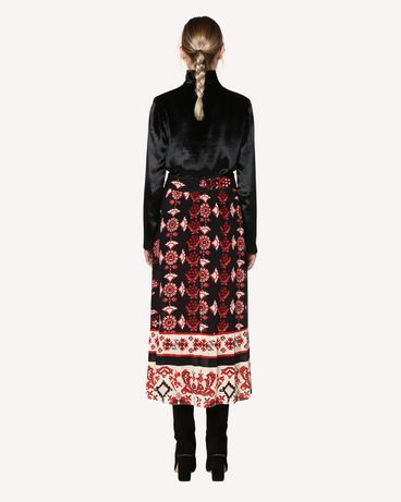 REDValentino QR0RA34042U 0NO Skirt Woman r