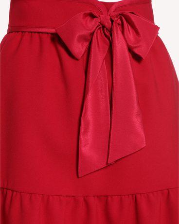REDValentino QR0RA3451KY IA7 Skirt Woman d